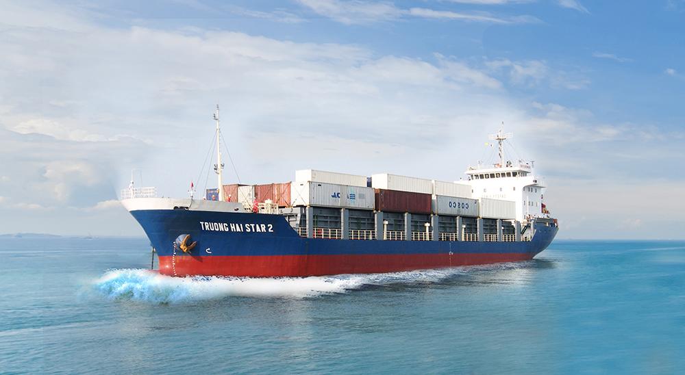 Dịch vụ vận tải biển đi Quốc tế