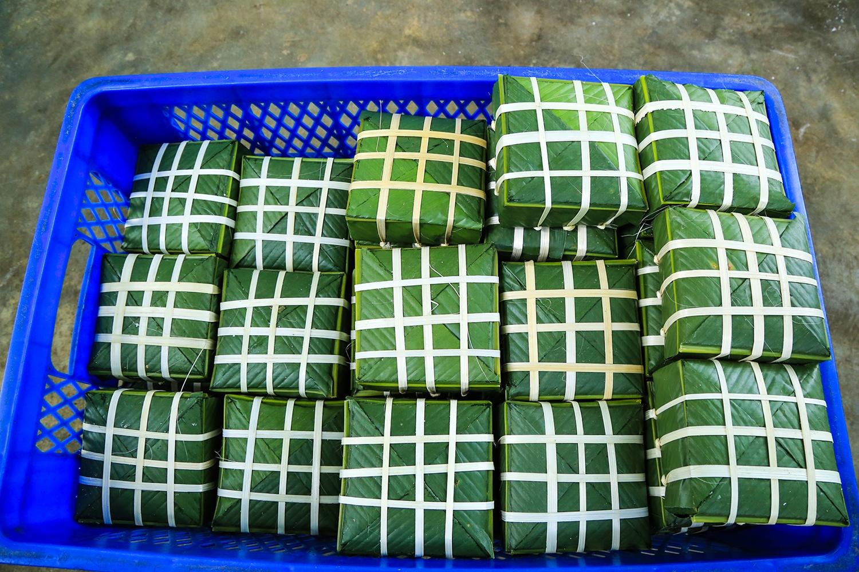 Chuyen gui hang, banh chung, banh tet trong Tet Nguyen Dan 2019