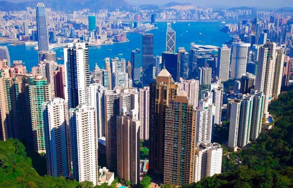 Dịch vụ chuyển phát nhanh Việt Nam sang Hong Kong