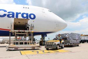 Vận chuyển hàng không đi các nước Châu Á
