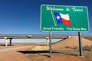 Dịch vụ chuyển phát nhanh đi Texas